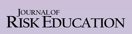 Journal of Risk Education Logo